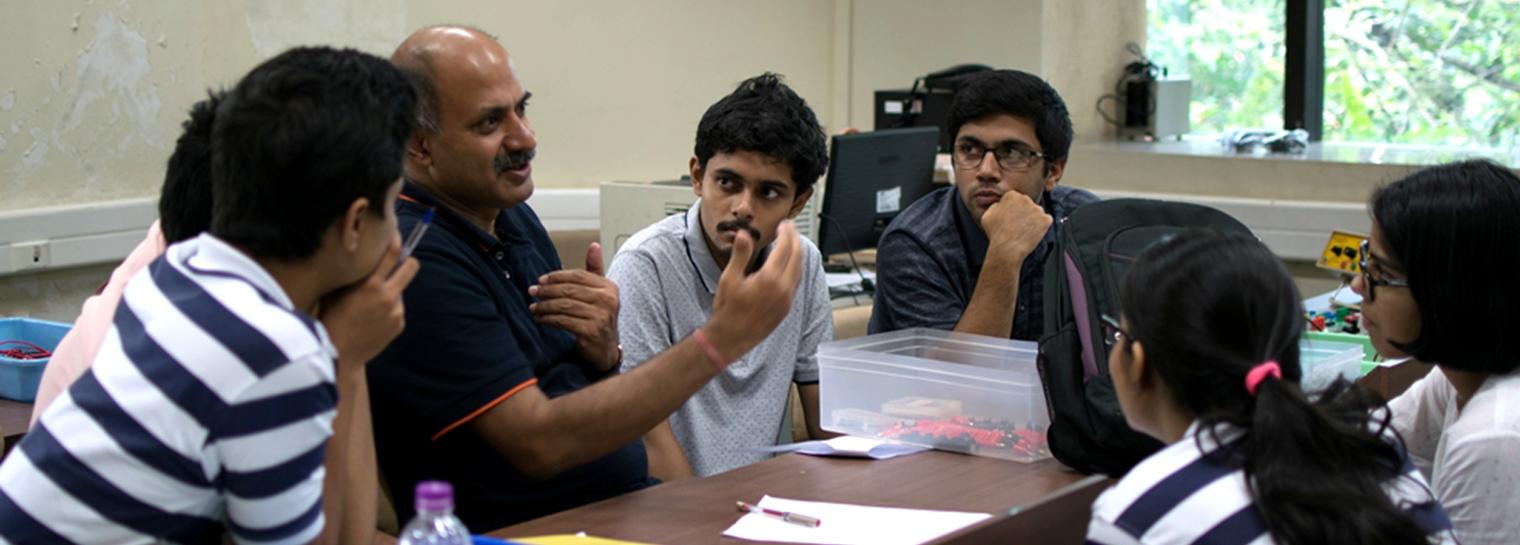 Physics NIUS discussion session